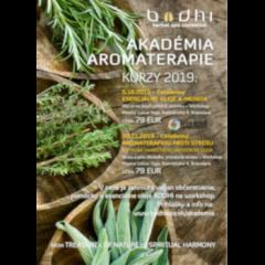 Kurz PROTI STRESU AROMATERAPIOU - Kurz holistickej aromaterpie