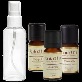 Prírodný repelent - set esenciálnych olejov