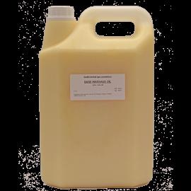 Masážny olej základný Profi 5L - 100% prírodný