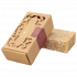 Mydlo Škorica a vanilka - 100% prírodné pílingové mydlo