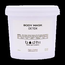 Telová maska Ílová Detoxikačná