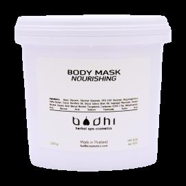 Telová maska krémová Vyživujúca