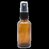 Sklenená fľaška s rozprašovačom - 30 ml