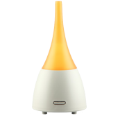 Elektrický difuzér a zvlhčovač Air Active - krémový