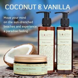 Sprchový gél Kokos a vanilka