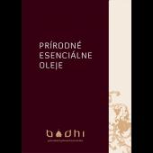Brožúrka - Prírodné esenciálne oleje