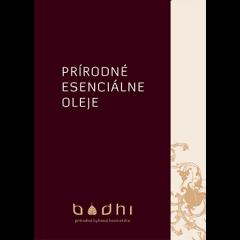 Brožúrka Esenciálne oleje Bodhi