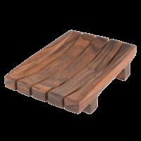 Mydelnička drevená - SONO WOOD