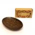 Mydelnička z kokosového dreva - malá oválna