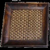 Ratanová tacka - obdĺžniková