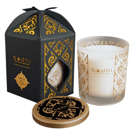 Sójová sviečka KHAM - jazmín