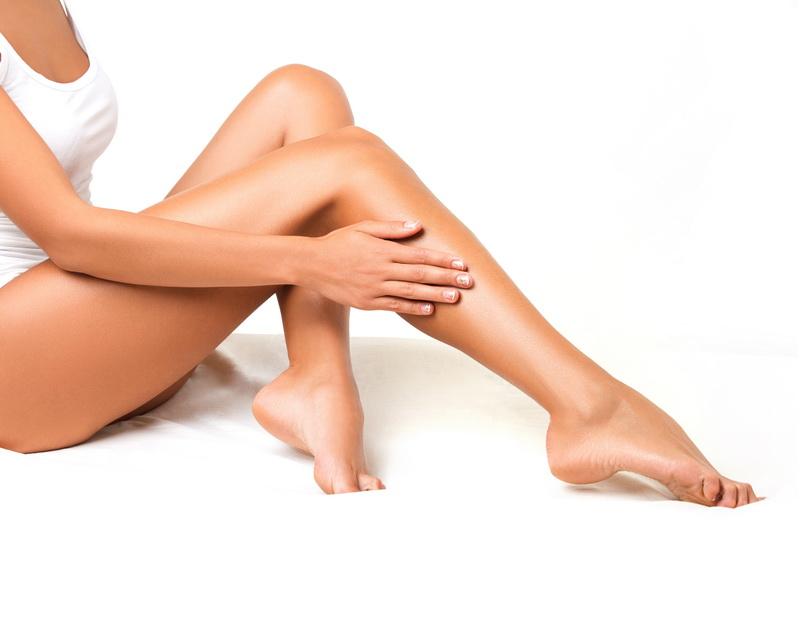 Telový olej na nohy